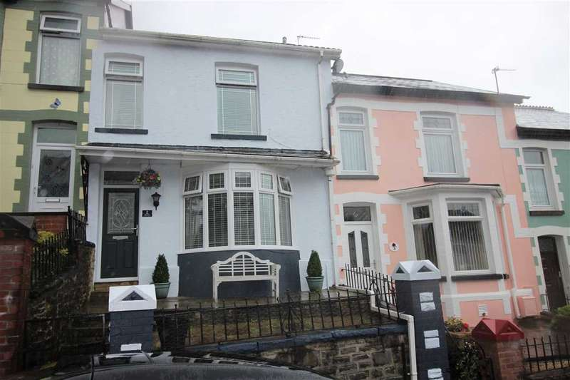 3 Bedrooms Terraced House for sale in Berw Road, Tonypandy, Tonypandy