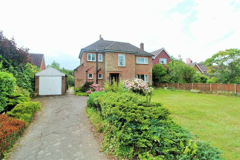 3 Bedrooms Detached House for sale in High Road, Layer-de-la-Haye, Colchester