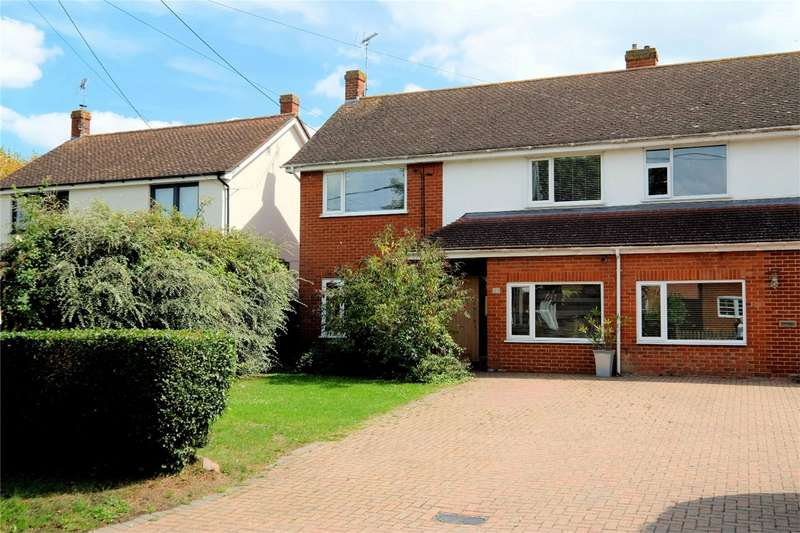 3 Bedrooms Semi Detached House for sale in Ham Shades Lane, WHITSTABLE, Kent