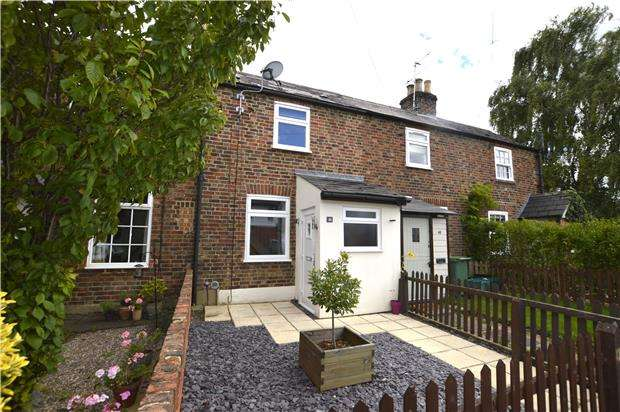 2 Bedrooms Terraced House for sale in Bouncers Lane, Prestbury, CHELTENHAM, Gloucestershire, GL52 5JB