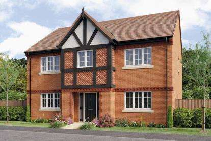 5 Bedrooms Detached House for sale in Montague Court, Birmingham Road, Stratford-Upon-Avon