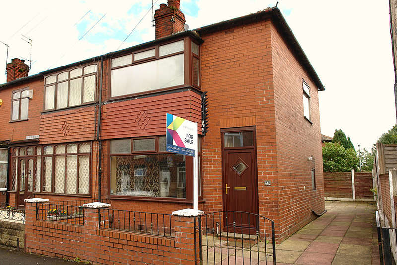 2 Bedrooms End Of Terrace House for sale in 87 Huxley Street, Oldham