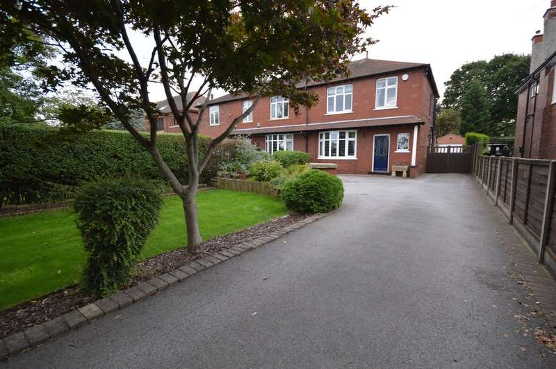 3 Bedrooms Semi Detached House for sale in Barnsley Road, Sandal, Wakefield