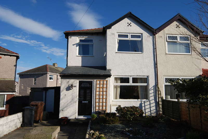 3 Bedrooms Semi Detached House for sale in Strathmore Avenue, Walney, Cumbria, LA13 3DH
