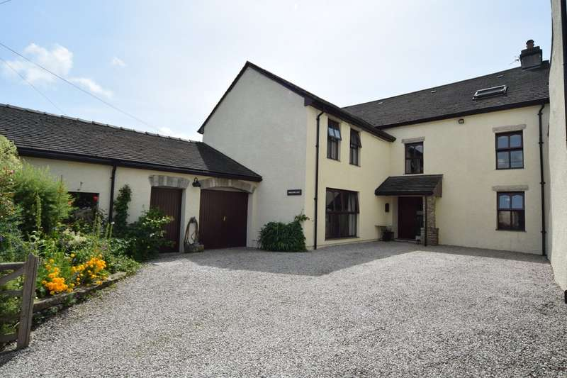 4 Bedrooms Detached House for sale in Scales, Ulverston, Cumbria, LA12 0PF