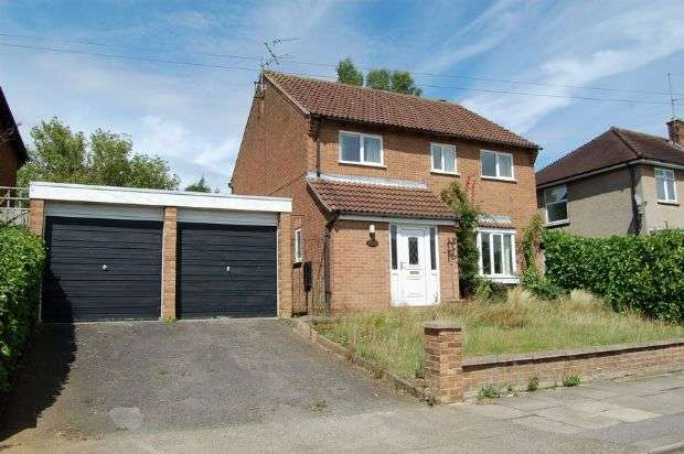 4 Bedrooms Detached House for sale in Watersmeet, Rushmere, Northampton NN1 5SQ