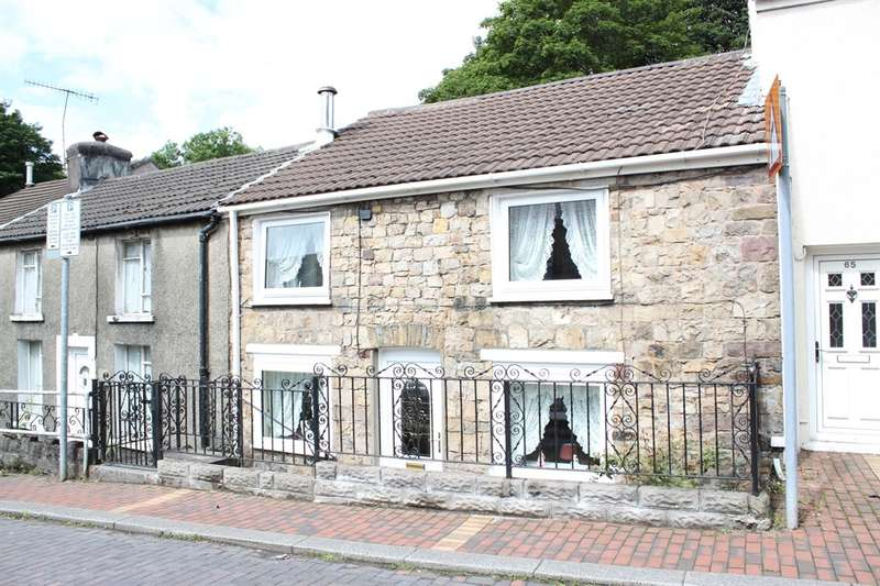 3 Bedrooms Cottage House for sale in Gurnos Road, Ystalyfera, Swansea