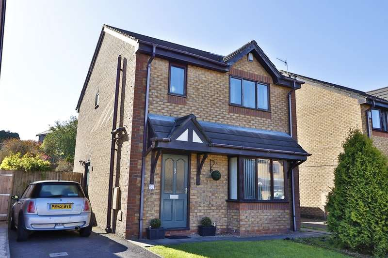 3 Bedrooms Detached House for sale in Simpson Street, Hapton, Lancashire, BB12
