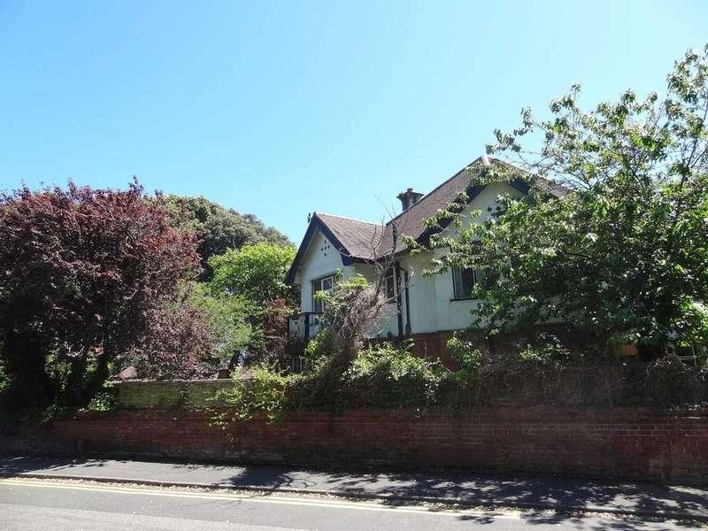 4 Bedrooms Detached House for sale in Belle Vue Road
