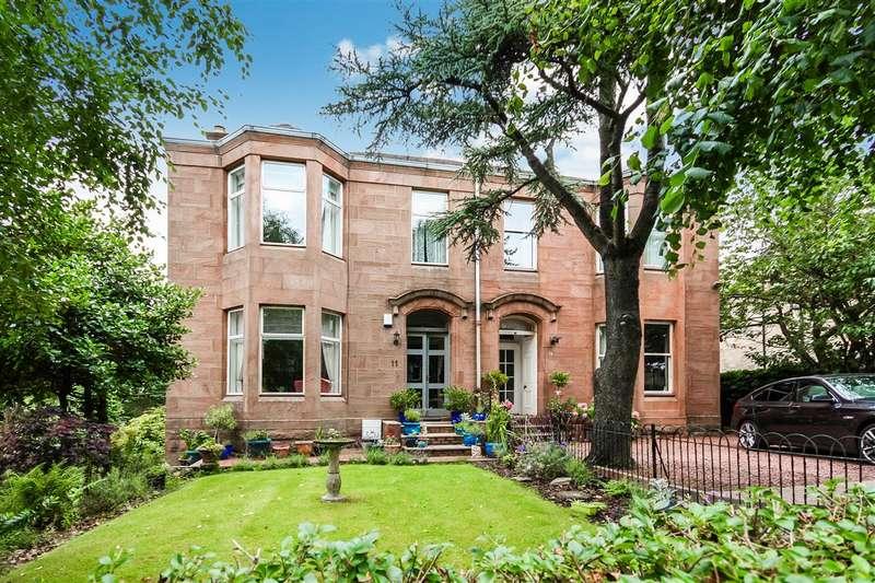 4 Bedrooms Semi-detached Villa House for sale in Mansionhouse Road, Auchenhard, Mount Vernon