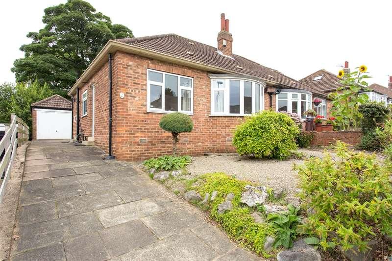 2 Bedrooms Semi Detached Bungalow for sale in High Moor Drive, Leeds, West Yorkshire, LS17