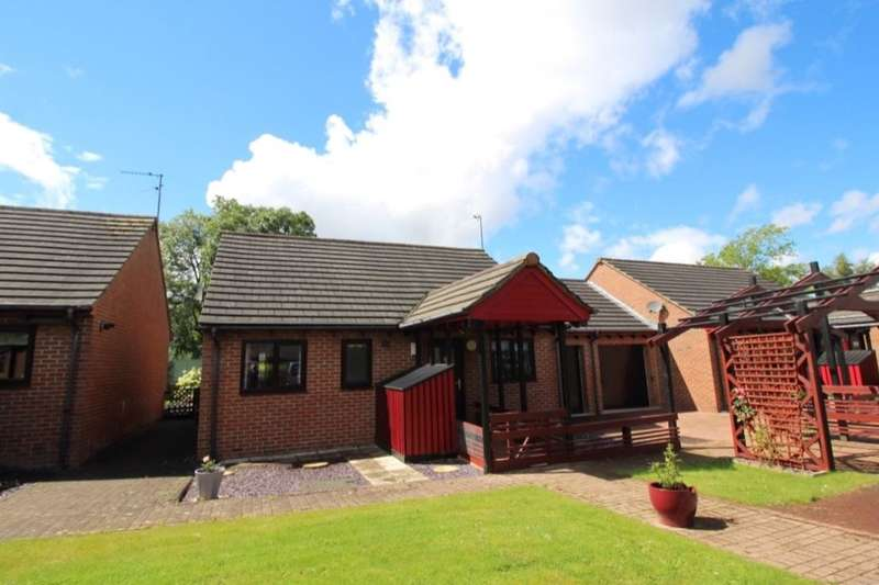 2 Bedrooms Semi Detached Bungalow for sale in Maplewood, Newcastle Upon Tyne, NE6