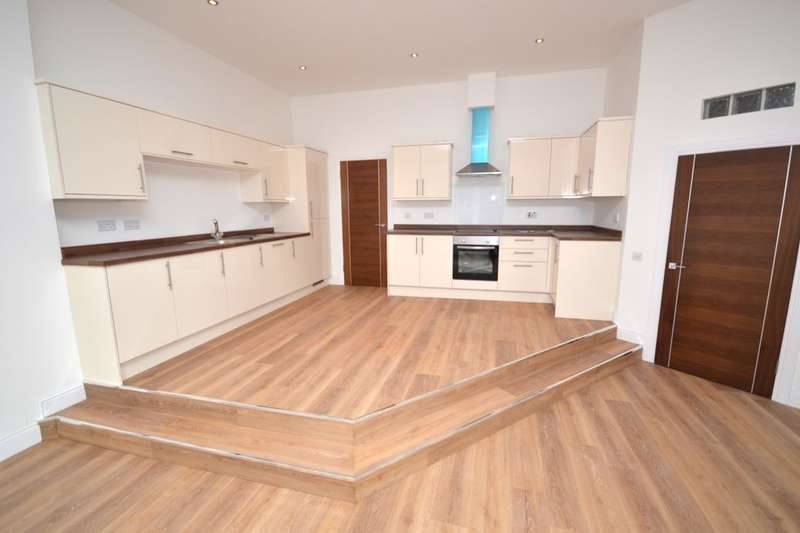 2 Bedrooms Flat for sale in Vicar Street, Falkirk, FK1
