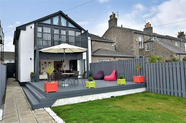 3 Bedrooms Semi Detached House for sale in Duthie Terrace, Aberdeen