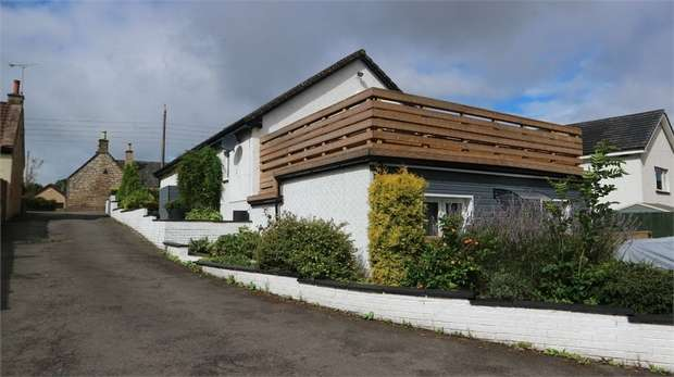 5 Bedrooms Detached House for sale in Main Street, Old Plean, Stirling