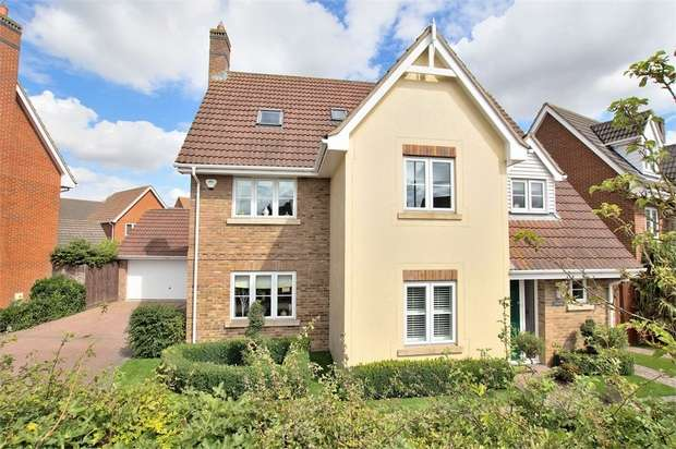 6 Bedrooms Detached House for sale in Dunmow, Essex