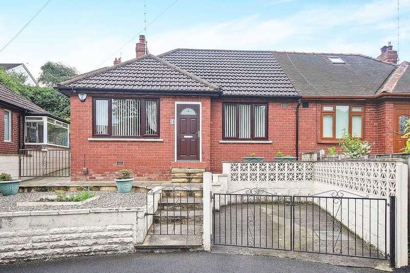 2 Bedrooms Semi Detached Bungalow for sale in Valley Drive, Leeds, LS15