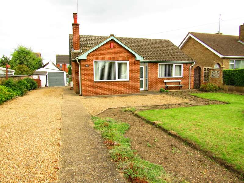 3 Bedrooms Bungalow for sale in Cemetery Road, Whittlesey, PE7