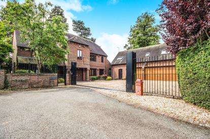 5 Bedrooms Detached House for sale in Greenhill Farm, Bishops Itchington, Southam, Warwickshire
