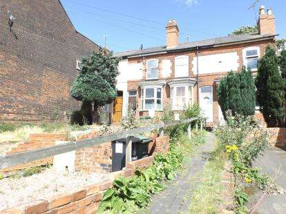 2 Bedrooms Terraced House for sale in Sandwell Street, Walsall, West Midlands