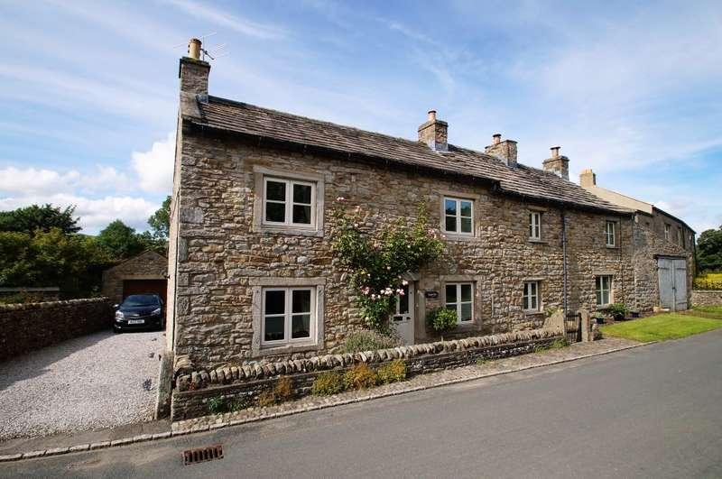 4 Bedrooms Detached House for sale in Brookside Farm, Newbiggin, Leyburn, DL8 3TD