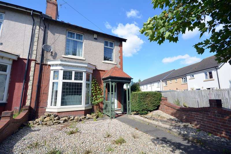 4 Bedrooms End Of Terrace House for sale in St. Andrews Road, Bishop Auckland, DL14 6RT