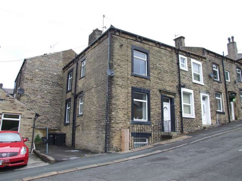 2 Bedrooms End Of Terrace House for sale in Siddal Street, Siddal, Halifax, HX3 9BH