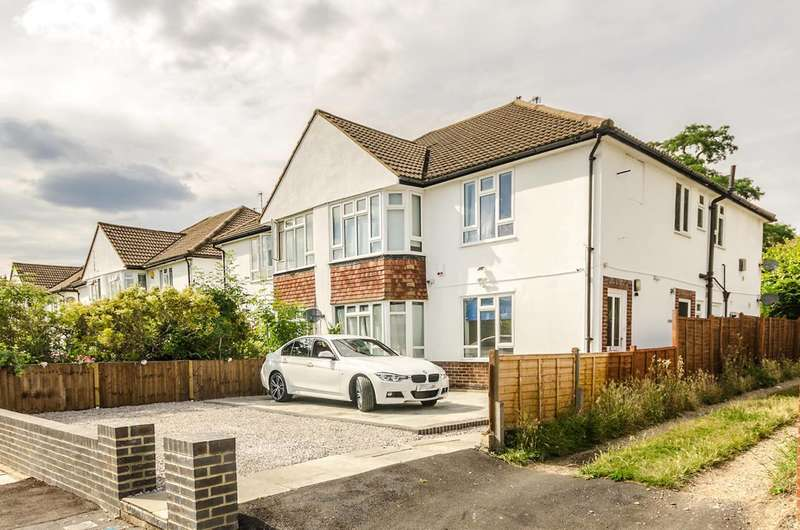 2 Bedrooms Maisonette Flat for sale in Wanstead Close, Bromley, BR1