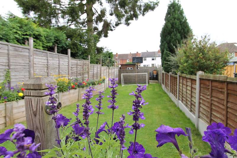 2 Bedrooms End Of Terrace House for sale in Spencer Street, Kidderminster, DY11