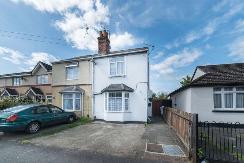 3 Bedrooms Semi Detached House for sale in Grays Road, Slough, Berkshire, SL1