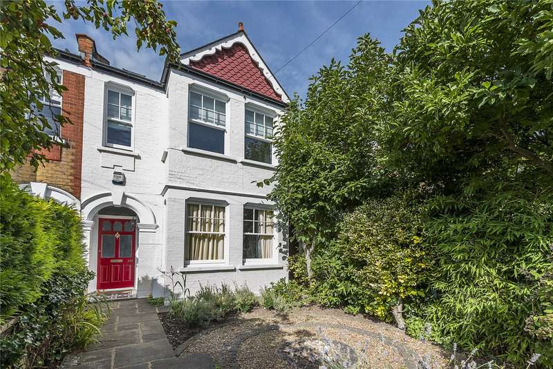 4 Bedrooms Terraced House for sale in Church Road, Teddington, TW11
