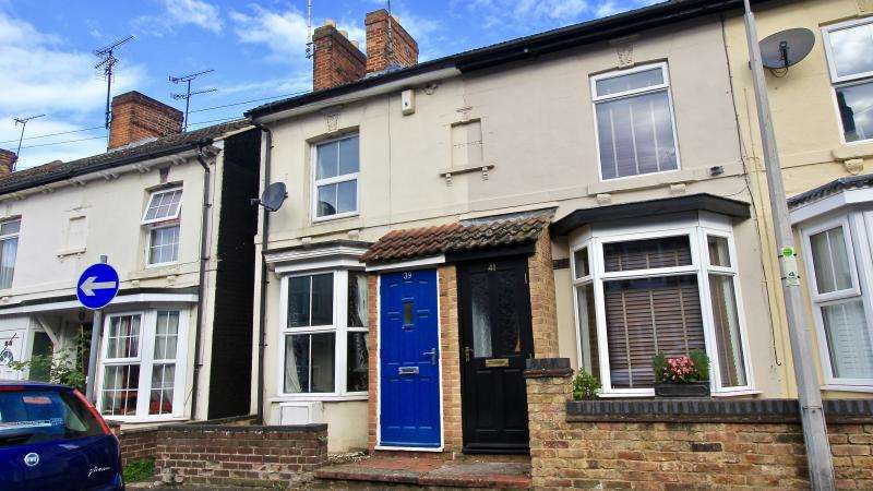 2 Bedrooms End Of Terrace House for sale in Dudley Street, Leighton Buzzard
