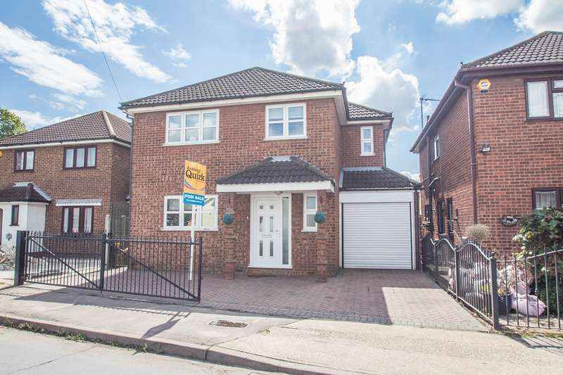 4 Bedrooms Detached House for sale in Hilton Road, Canvey Island, SS8