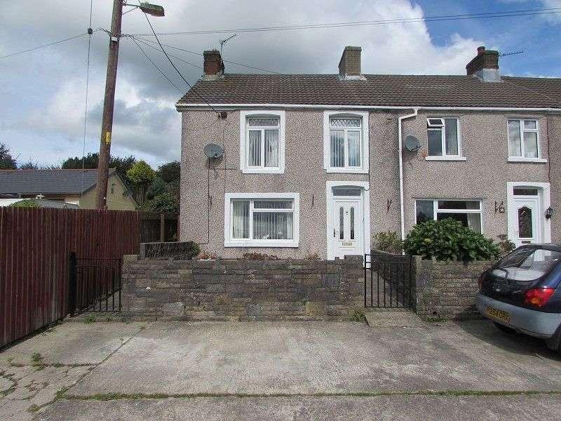 3 Bedrooms Terraced House for sale in 6 Greenfield Terrace, Heol Laethog , Bryncethin, Bridgend. CF32 9JA