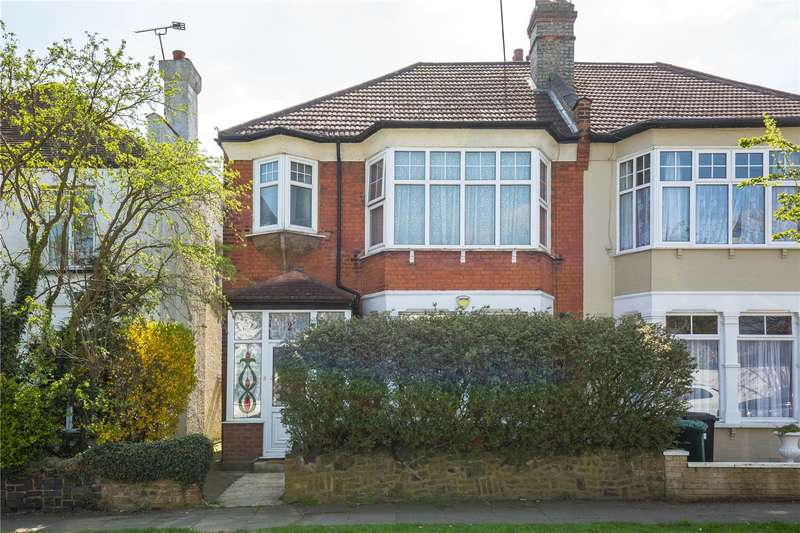 4 Bedrooms Semi Detached House for sale in Queens Avenue, Whetstone, London, N20