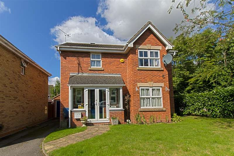 3 Bedrooms Detached House for sale in Southfield Drive, Barton Seagrave
