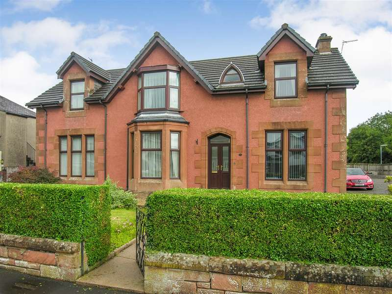 4 Bedrooms Detached House for sale in The Old Manse, 38 Alloa Road, Falkirk
