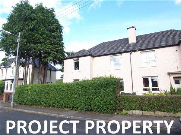 2 Bedrooms Apartment Flat for sale in 34 Rotherwood Avenue, Knightswood, Glasgow, G13 2RJ