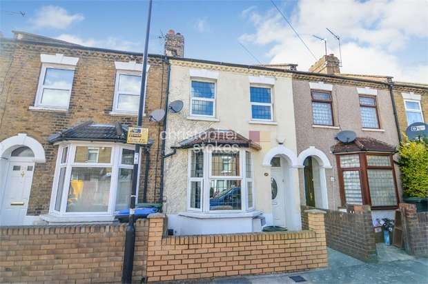 3 Bedrooms Terraced House for sale in Nelson Road, Enfield, Middlesex