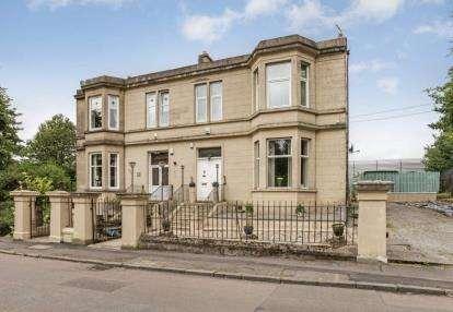 2 Bedrooms Flat for sale in Easterhill Street, Glasgow, Lanarkshire