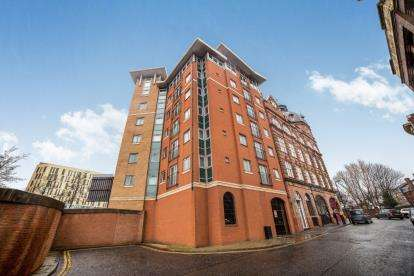 1 Bedroom Flat for sale in Printworks, Rutherford Street, Newcastle Upon Tyne, Tyne and Wear, NE4