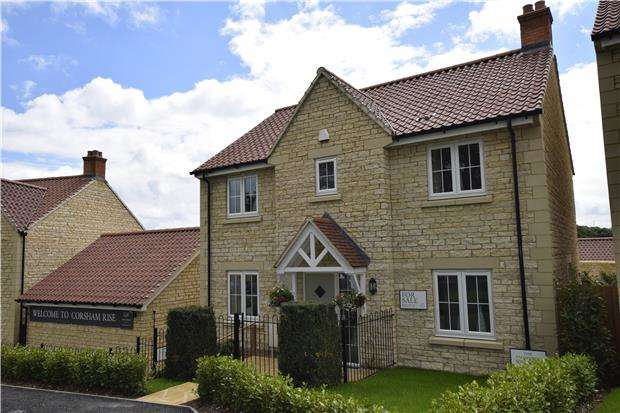 4 Bedrooms Detached House for sale in Potley Lane, CORSHAM, Wiltshire, SN13 9RX