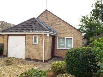 2 Bedrooms Bungalow for sale in Kings Road, Oakham, Rutland