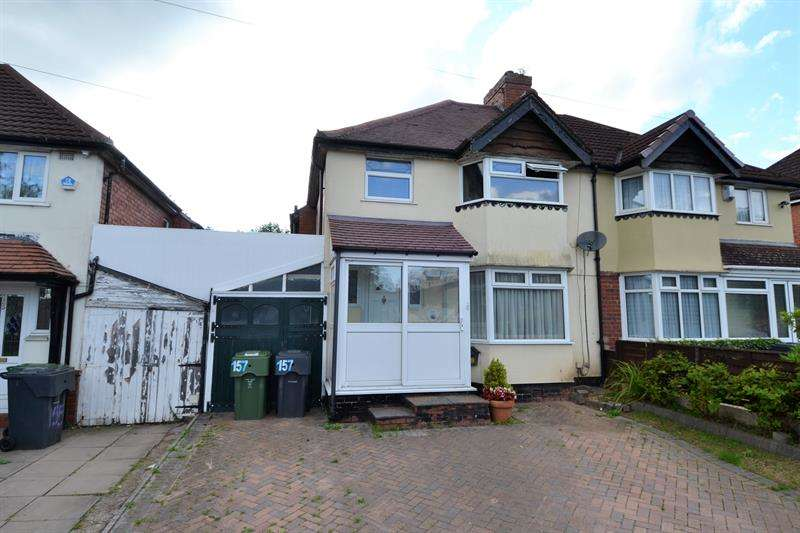 3 Bedrooms Semi Detached House for sale in Callowbrook Lane, Rubery, Birmingham