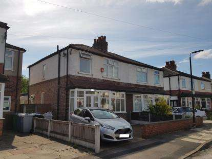 3 Bedrooms Semi Detached House for sale in Harcourt Road, Altrincham, Greater Manchester, .