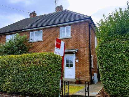 3 Bedrooms Semi Detached House for sale in The Briars, Knaresborough, North Yorkshire