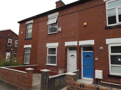 3 Bedrooms Terraced House for sale in Langley Road, Manchester, Greater Manchester, Uk