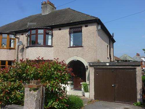 3 Bedrooms Semi Detached House for sale in Happy Mount Drive, Bare, Morecambe, LA4 6AR
