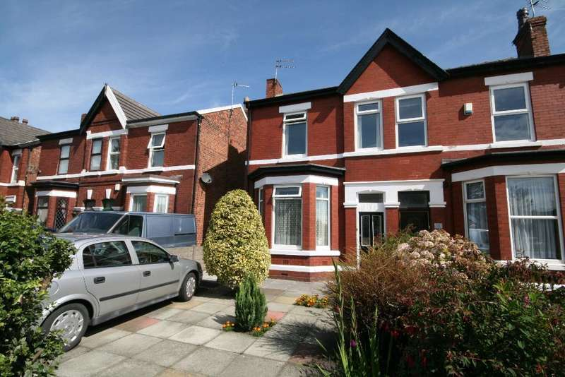 2 Bedrooms Semi Detached House for sale in Hart Street, Southport, PR8 6BT