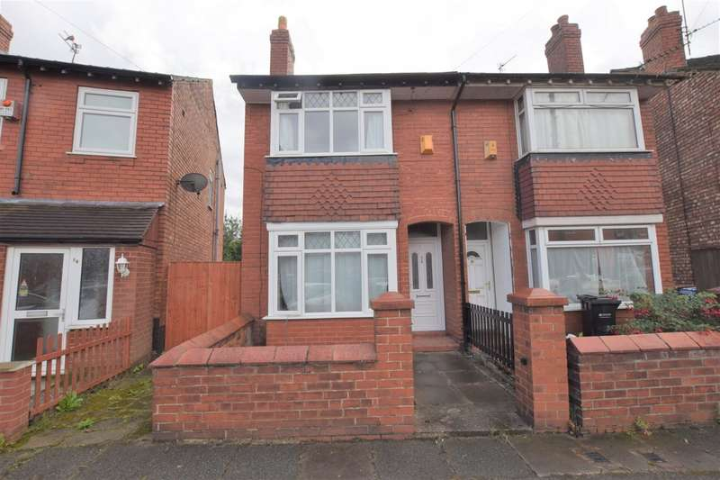 2 Bedrooms Semi Detached House for sale in Vienna Road East, Edgeley